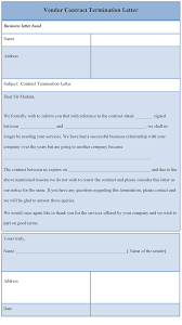 best photos of termination letter template free termination