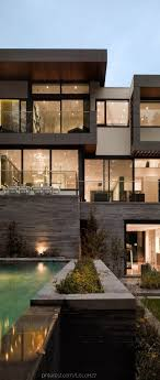 home architecture design toronto residence by belzberg architects architects check and