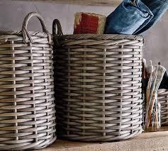 aubrey woven tote pottery barn au