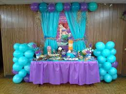 mermaid party supplies the mermaid birthday party dessert buffet also check out
