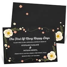 rehearsal dinner invites wedding rehearsal dinner invitations custom designs from pear tree