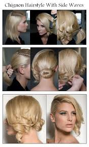 step by step braid short hair 16 best hairstyle tutorials for short hair from pinterest