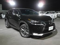 japanese used lexus nx agz15 2014 for sale