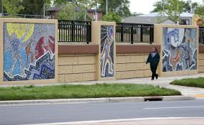 mosaic projects bring community art to highway project local murals near verona road