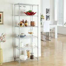 Display Shelving by Amazon Com Langria 6 Tier Wire Storage Rack And Shelving Unit