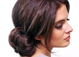 Frisuren Lange Haare Knoten by Langhaarfrisuren Der Niedrige Dutt Als Trend Für 2014
