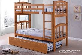 Solid Wood Bunk Beds Uk Solid Wood Bunk Beds Madrid Maple Wooden Bunk Bed