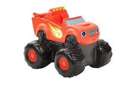 monster trucks for kids blaze amazon com blaze and the monster machines bath squirters bundle