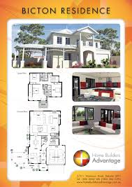 Floor Plan Two Storey by Federation Style Two Storey Home Floor Plan