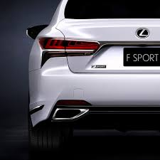 2018 lexus ls f sport to be revealed in new york lexus enthusiast