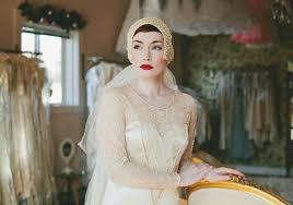 wedding dress etsy why choose a vintage wedding dress etsy journal