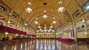 theatre and entertainment venues winter gardens blackpool