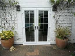 Center Swing Patio Doors Patio Design Window Replacements Andersen Exterior