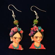 frida earrings fridakahloearrings eye s gallery