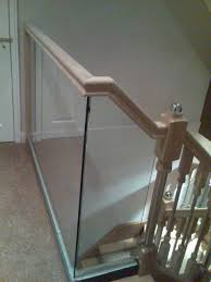 Glass Stair Handrail Glass Stairs Balustrade Glass Stairs Balustrade Design
