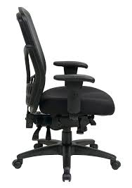 amazon com office star high back progrid back freeflex seat with