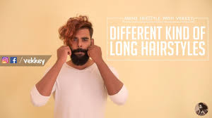 different kind of long hairstyles vekkey youtube
