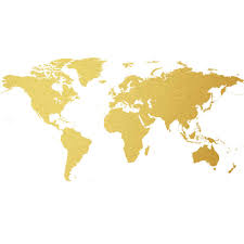 World Map South America by World Map Gold Foil Clip Art State Commercial Use Globe North