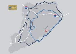 Map Staten Island The Boulevard Staten Island Ny