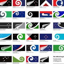 Why Is The Australian Flag Important New Zealanders Presented With 40 Flag Options To Vote For New