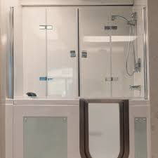 walk in tub shower combination package u2013 gus u0027 designer products