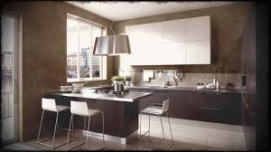 Modern Open Kitchen Design Beautiful Modern Open Kitchen Design With White Floating Cabinet