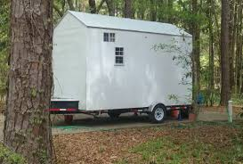 cargo trailer tiny house conversion for sale in miami fl