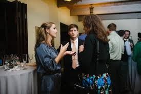Cocktail Party Reception - tracy u0026 leo u0027s san francisco cocktail party wedding