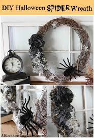 diy ombre halloween spider wreath diy ombre and spider