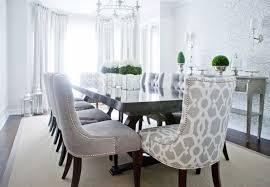 Ebay Furniture Dining Room Dining Room Gray Fabric Chairs Cloth Grey Ebay Upholstered Igf Usa