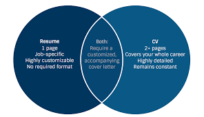 resumes vs cvs the difference and when to use which g360 surveys