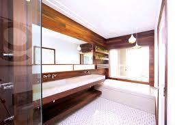 bathroom scenic wood design ideas bathrooms floors dark floor