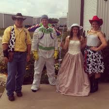 Woody Halloween Costume 4t Toy Story Costumes Diy Woody Buzz Bo Peep Jesse Gift