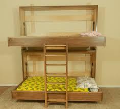 murphy bunk beds diy bunkbeds design ideas how to make twin over