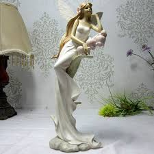 angel decorations for home the beauty of living room girl resin crafts decoration wedding