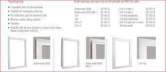 Pvc Exterior Door Trim by Anderson Windows Exterior Trim Windows Siding And Doors