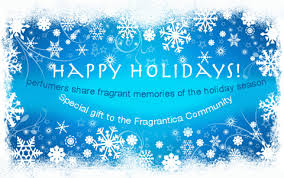 perfumers wish you happy holidays interviews