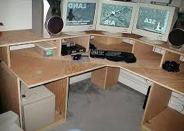 desk building a corner desk how to build a corner desk from