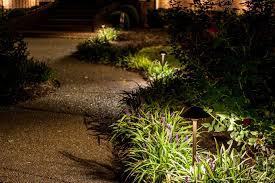 Landscape Path Lights by Outdoor Lighting In Nashville Tn Light Up Nashville