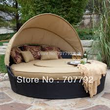 Bed Sofa Furniture Compare Prices On Round Rattan Bed Online Shopping Buy Low Price