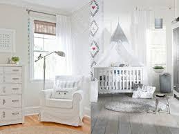 fauteuil chambre bébé le design de la chambre de bébé modernе en blanc archzine fr