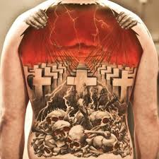 cemetery tattoo design by niki norberg design of tattoosdesign
