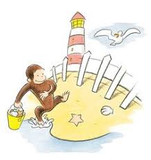curious george illustrations google curious george