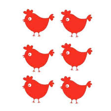 poule deco cuisine poule deco cuisine stickers stickers de mini poules pour dacco