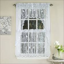 Tie Back Kitchen Curtains by Living Room Tab Curtains Country Lace Curtains French Curtains