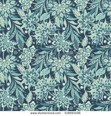 indonesian pattern floral seamless pattern paisley ornament vector stock photo photo