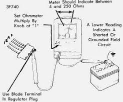 repair manuals motorcraft alternators 1972 73