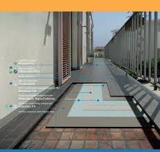 impermeabilizzazione terrazzi mapei barili srl prodotto sistema rapido per la posa l