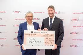 Sparkasse Bad Mergentheim Sobek Stiftung Würdigt International Herausragende Ms Forscher Aus