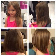easy to take care of hair cuts little girls hair cuts long isn t always easy to care for